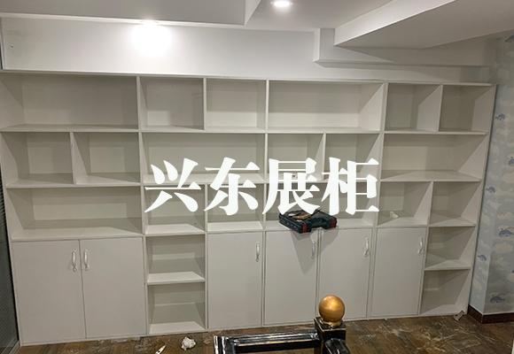 免漆板展柜定制