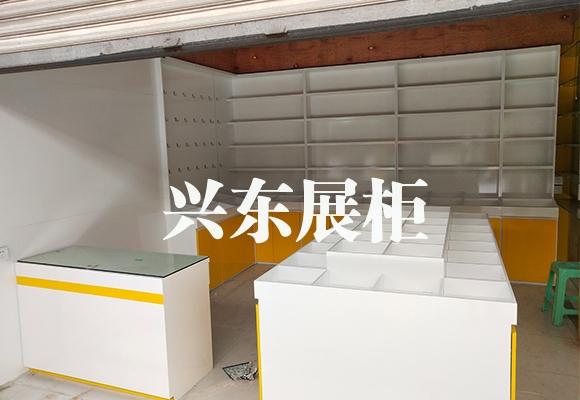 童装烤漆展柜定制