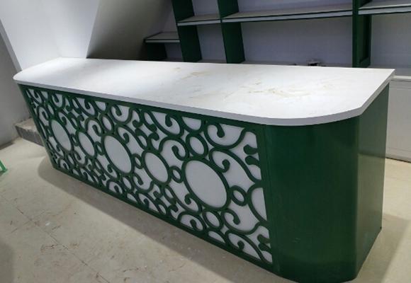 烤漆柜设计安装